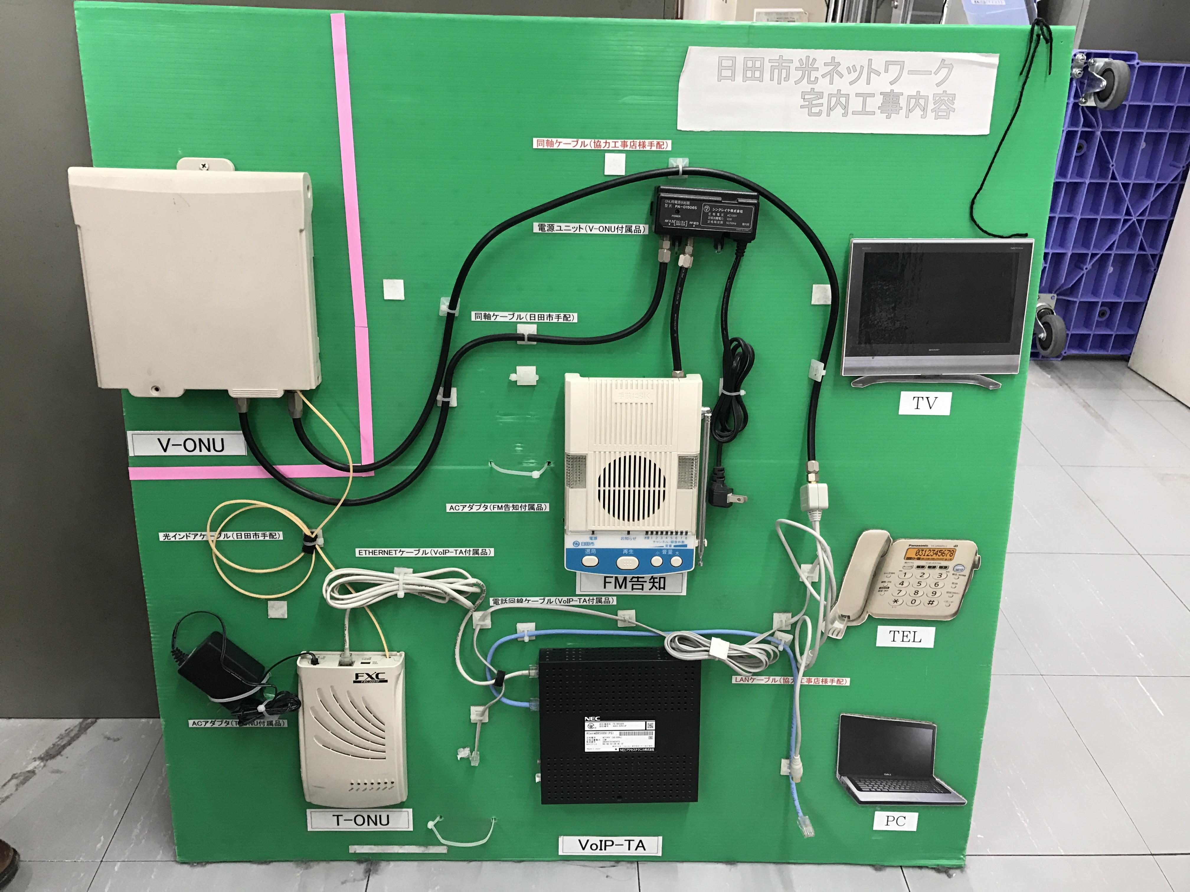 水郷TV日田市インターネットサービス