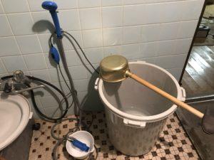 簡易シャワー アウトドアシャワー